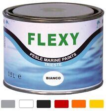 Marlin Flexy Elastische Gummi Farbe für Schlauchboot 500ml, Gummilack Gummipaint