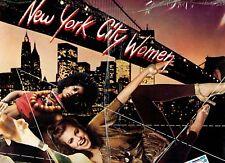 CKB disco LP 33 giri NEW YORK CITY WOMEN Made in Italy