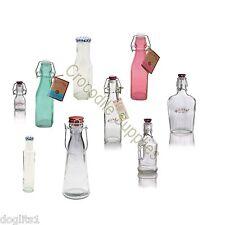 Kilner Oil Vinegar Dressing Sauce Ketchup Preserve Juice Liquor Serving Bottles