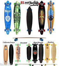 Streetsurfing Longboard Komplett 8 Modelle zur Wahl  Blur Skateboard original