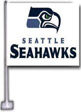 NFL CAR FLAGS 12 X 18 HI-WAY STRONG