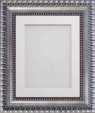 Frame company AURELIA gamme en bois orné argent cadres de Photo avec monture