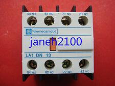 1pc Telemecanique Contact Block La1 Dn13 La1Dn13 New (B201)
