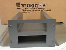 Videotek DAT-3 half rack tray for DRC-1 double rackmount case
