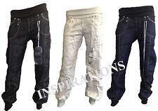 Womens Harem Denim Jeans (Sizes 8 - 16) HOT SELLER!!!