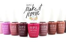 "OPI Soak Off Gel Polish - ""Make It Iconic"" Fall 2018 - Choose Any"