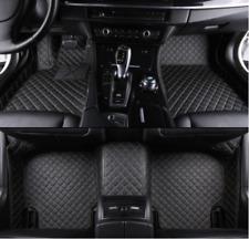 For  TOYOTA RAV4 2009-2018 leather Car Floor Mats Waterproof Mat