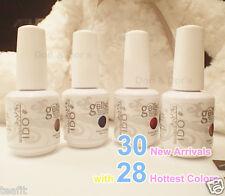 15ml Any 1 I DO Uv Gelish Gel Polish Soak Off Led Diy Top Base IDO 30 New Colors