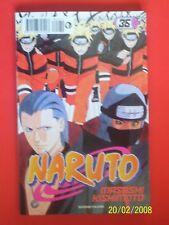 NARUTO-  SERIE NERA-  N° 36 - DI:MASASHI KISHIMOTO- MANGA PANINI COMICS