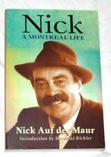 Nick: A Montreal Life by Dave Bist Auf der Maur