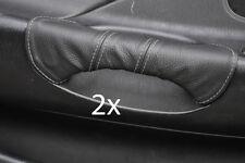 FITS HYUNDAI COUPE MK1 96-99 2X DOOR HANDEL COVERS grey