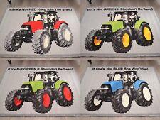 Kids Childrens Tractor Rugs Small Large Boys Non Slip Farming Bedroom Floor Mats
