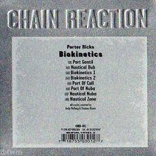 PORTER Ricks-biokinetics-CD ALBUM Chain Reaction'96-TECHNO IDM ambient