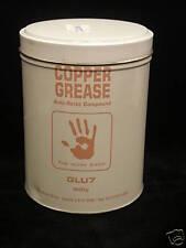 COPPER GREASE ANTI SEIZE COMPOUND 1 x 500G TIN