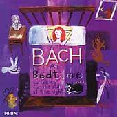 Bach At Bedtime CD! BRAND NEW! STILL SEALED!