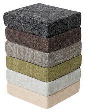Kissen Sitzblock Bodenkissen Stuhlkissen Sitzerhöhung TREND 6 Farben