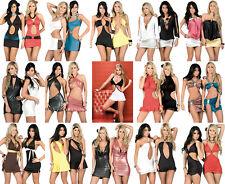 Wholesale Lot Sexy Ultra Mini Dress Party Cocktail Club Wear Dance Rave S M L XL
