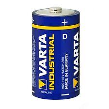 Varta Industrial Mono Alkaline Batterie 1,5V D LR20 MN1300 Batterien 4020