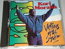 KORI MORABA VICTIMES OF THE SYSTEM CD REGGAE SKA 1991 MIT HOPE / MADITABA (YZ)