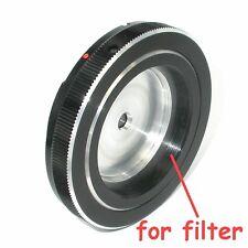 Obiettivo foro stenopeico, pinhole, camera obscura x fotocamere M42 - ID 3786