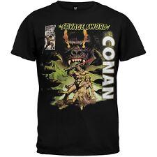 Conan - Savage Sword Soft T-Shirt