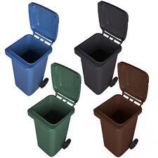 Mülltonne Abfalltonne Reststofftonne 120L laufruhige Vollgummi-Räder NEU