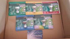 1 lampadina faretto SYLVANIA LED 1.5 W GU10-COLORE ROSSO/BIANCO/GIALLO/BLU/VERDE