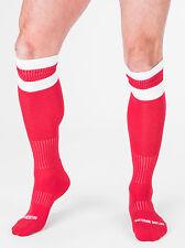 barcode Berlin, Football Socks, rot/weiß, 90143/301, günstiger im Doppelpack