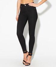 Cheap Monday Women High Spray Skinniest Jeans (U.S. Stock)