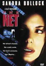 """The Net"" - DVD - Sandra Bullock, Dennis Miller 1997 (NO UV)"