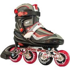 National Sporting Goods Chicago Skate Kids Adjustable in-Line Skates Size: