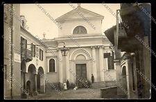 Biella Netro cartolina fotografica FE07-475 SZF