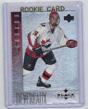 96-97 Boyd Devereaux UD Black Diamond Rookie Card RC #86 (Battle of the Blades)