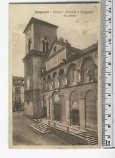 Campania - Benevento Duomo Facciata - BN 9232