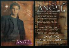 ANGEL :  PROMO CARDS VARIOUS SERIES          ...SELECT /CHOOSE