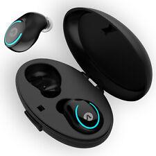 TWS Intra-auriculaires Écouteurs-Boutons Oreillette Bluetooth Étui De Recharge