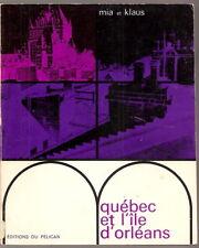 Mia & Klaus Québec Ile d'Orléans Mia Klaus 1968 photos