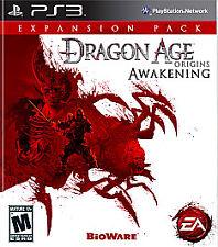 Dragon Age: Origins Awakening (Sony PlayStation 3, 2010)