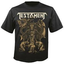 """Testament ___ T-Shirt ___ """"demonarchy"""" ___ M, L, XL, XXL ___ (Neu !)"""
