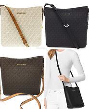 Michael Kors Jet Set Large Messenger Bag Crossbody MK Signature 2019