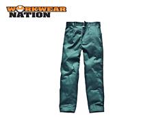 Dickies Reaper Trousers, Work Farming Pants Green FREE HAT