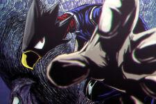 "Fumikage Tokoyami Dark Hero Academia Anime 36"" x 24"" Large Wall Poster Print"