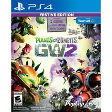 Electronic Arts Plants vs Zombies Garden Warfare 2 Festive Edition (PS4)