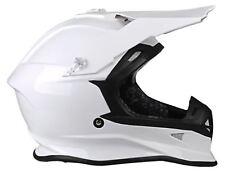 Lazer X8X-Line MX Helmet White MX Motocross Off-Road Enduro Quad ATV