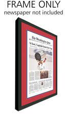 Washington Capitals Newspaper Frame