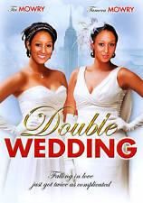 Double Wedding DVD 2011 Robin Brule Jackie Richardson Tia Mowry O-T Fagbenle