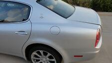 Maserati Quattroporte, LH Rear Quarter Panel Cut, P/N 980139326
