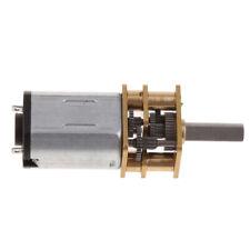 mini dc 12v motoréducteur à couple élevé réducteur électrique