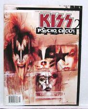 Todd McFarlane Kiss Psycho Circus Vol. 2 Magazine