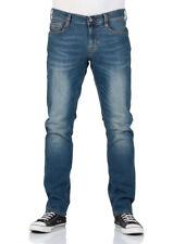 Mustang Herren Jeans Oregon Tapered - Blau - Stone